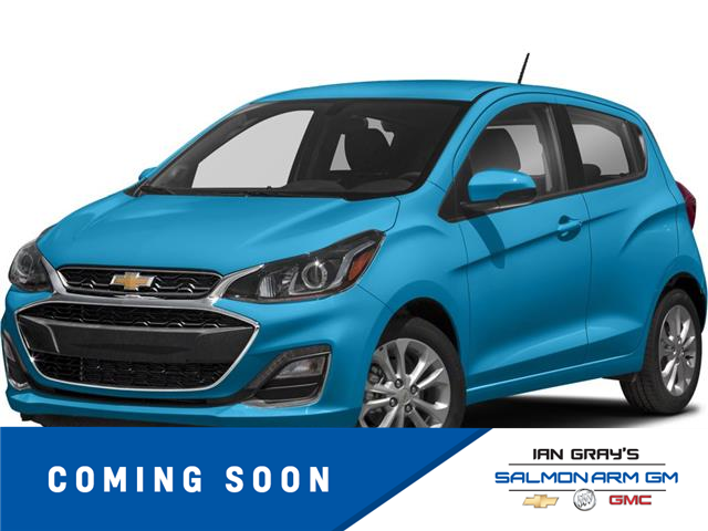 2021 Chevrolet Spark LS Manual (Stk: 21-229) in Salmon Arm - Image 1 of 1