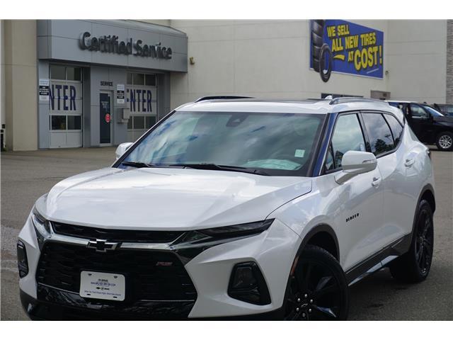 2021 Chevrolet Blazer RS (Stk: 21-188) in Salmon Arm - Image 1 of 26