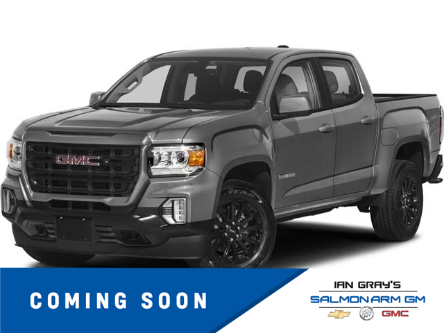 2021 GMC Canyon Elevation (Stk: 21-261) in Salmon Arm - Image 1 of 1