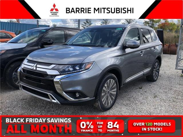 2020 Mitsubishi Outlander GT (Stk: L0324) in Barrie - Image 1 of 5