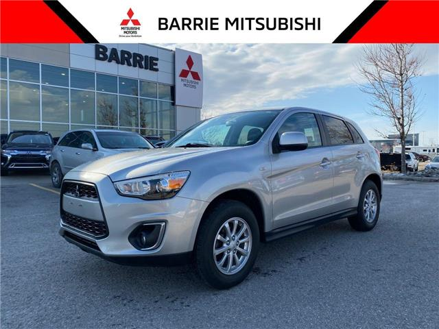 2014 Mitsubishi RVR SE (Stk: 00621) in Barrie - Image 1 of 26
