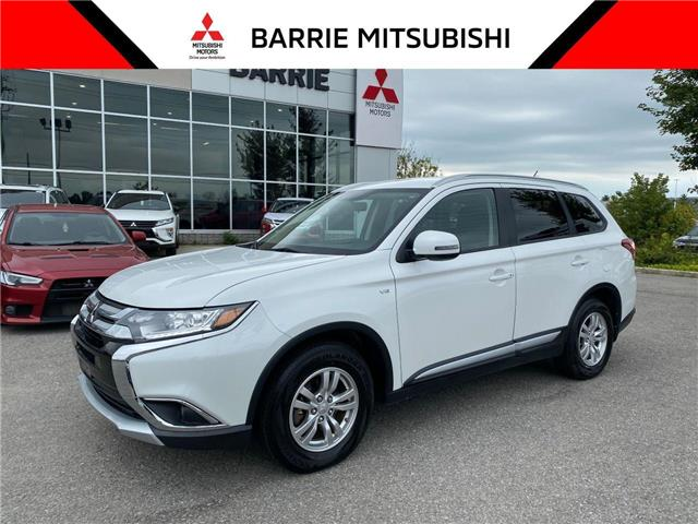 2016 Mitsubishi Outlander SE (Stk: 00599) in Barrie - Image 1 of 26