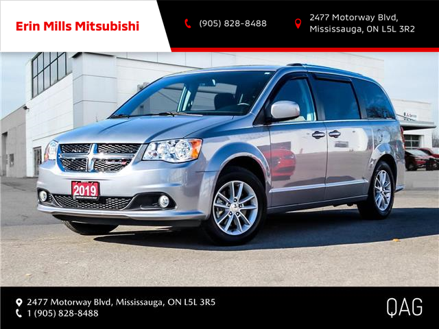 2019 Dodge Grand Caravan CVP/SXT (Stk: 20R4095A) in Mississauga - Image 1 of 28