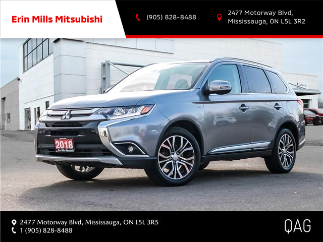 2018 Mitsubishi Outlander GT (Stk: P2464) in Mississauga - Image 1 of 30