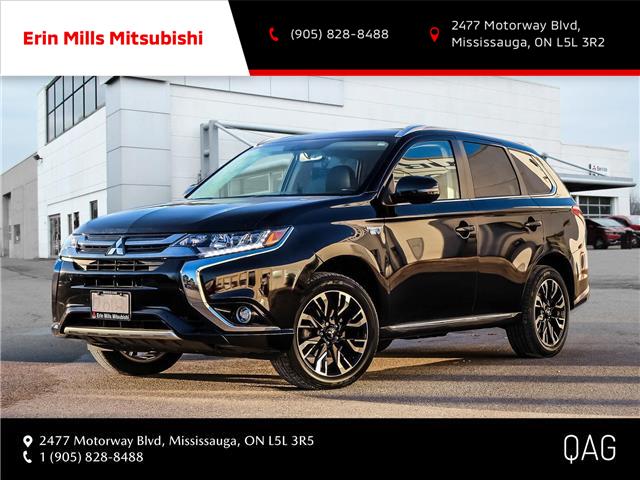 2018 Mitsubishi Outlander PHEV  (Stk: P2475) in Mississauga - Image 1 of 30