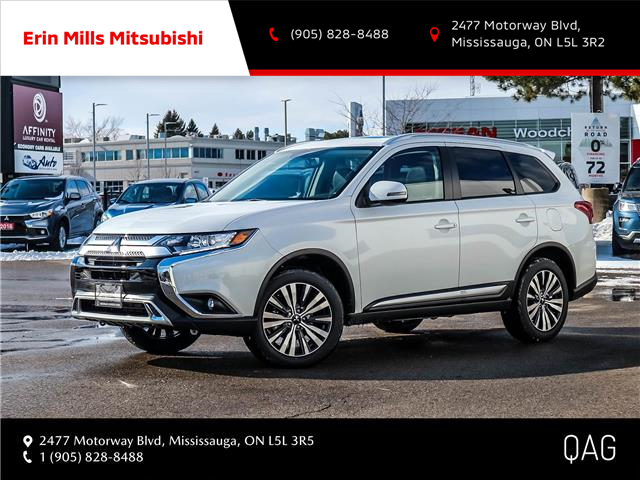 2020 Mitsubishi Outlander  (Stk: 20T4325) in Mississauga - Image 1 of 30