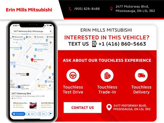 2021 Mitsubishi Mirage ES (Stk: 21M1487) in Mississauga - Image 1 of 1