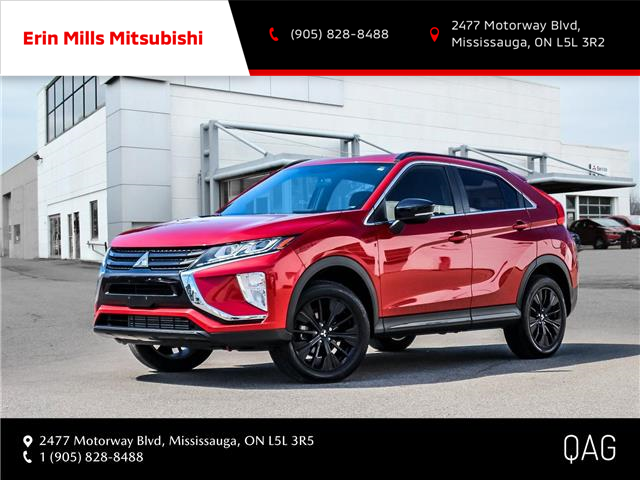 2020 Mitsubishi Eclipse Cross  (Stk: P2503) in Mississauga - Image 1 of 30