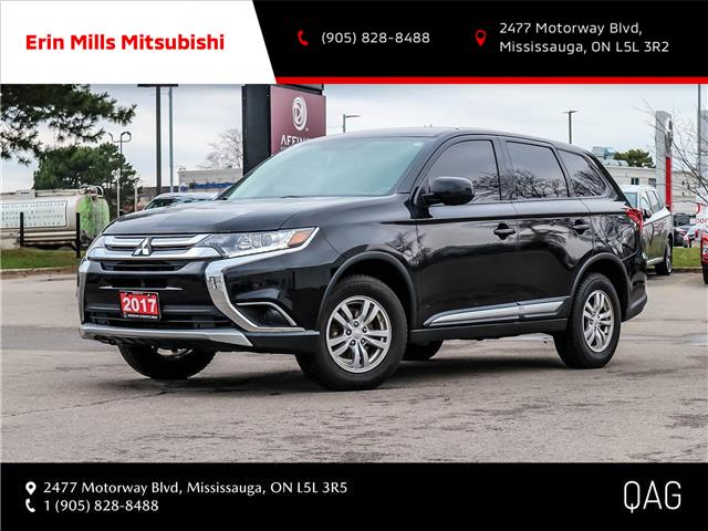 2017 Mitsubishi Outlander ES (Stk: 20E9697A) in Mississauga - Image 1 of 30