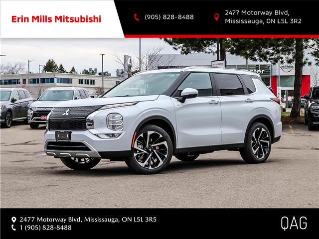 2022 Mitsubishi Outlander SEL S-AWC (Stk: 22T1412) in Mississauga - Image 1 of 30
