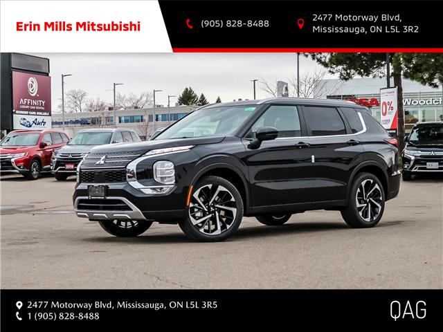 2022 Mitsubishi Outlander SEL S-AWC (Stk: 22T2024) in Mississauga - Image 1 of 30