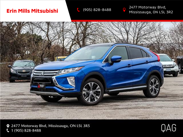 2020 Mitsubishi Eclipse Cross  (Stk: 20E4760) in Mississauga - Image 1 of 30