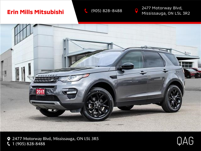 2017 Land Rover Discovery Sport HSE (Stk: P2511) in Mississauga - Image 1 of 30