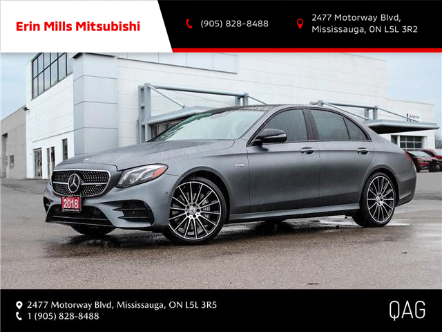 2018 Mercedes-Benz AMG E 43 Base (Stk: P2518) in Mississauga - Image 1 of 30