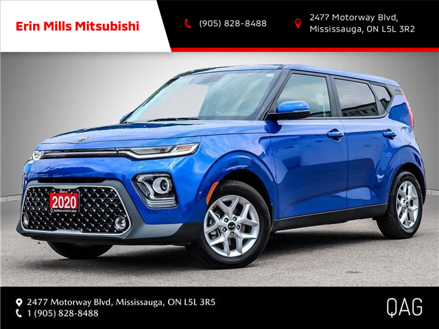 2020 Kia Soul  (Stk: 22T3316A) in Mississauga - Image 1 of 30
