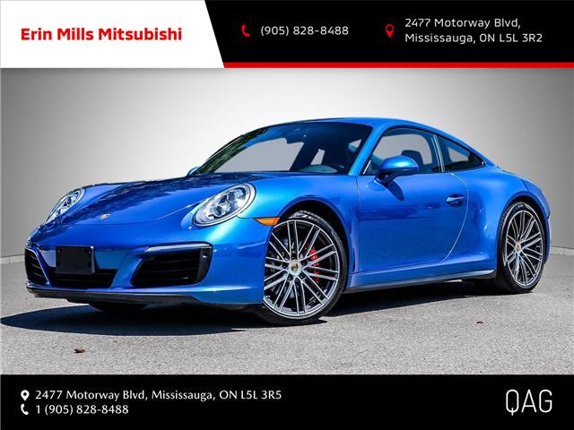2017 Porsche 911  (Stk: P2542) in Mississauga - Image 1 of 30