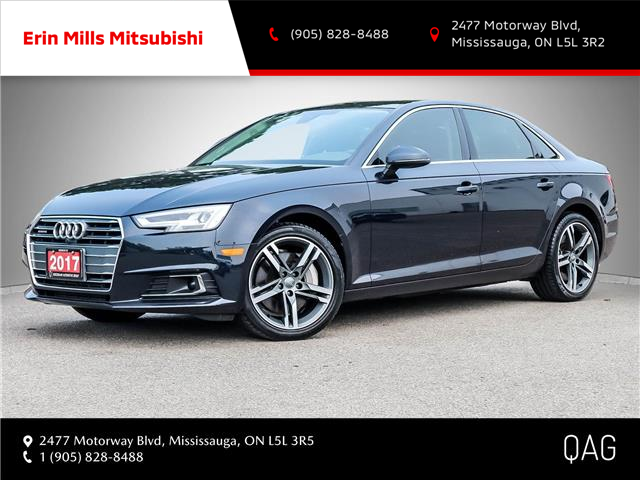2017 Audi A4 2.0T Technik (Stk: P2555) in Mississauga - Image 1 of 30