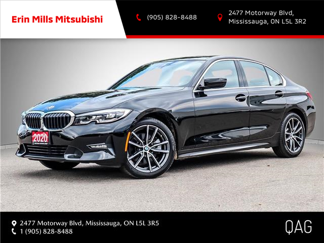 2020 BMW 330i xDrive (Stk: P2535) in Mississauga - Image 1 of 30