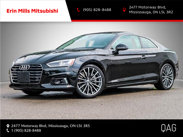 2018 Audi A5 2.0T Technik (Stk: P2560) in Mississauga - Image 1 of 30