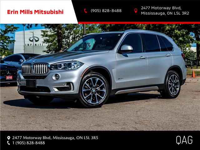 2017 BMW X5 xDrive35d (Stk: P2585) in Mississauga - Image 1 of 30