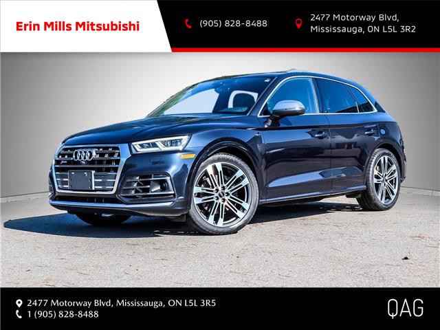 2018 Audi SQ5 3.0T Technik (Stk: P2587) in Mississauga - Image 1 of 30