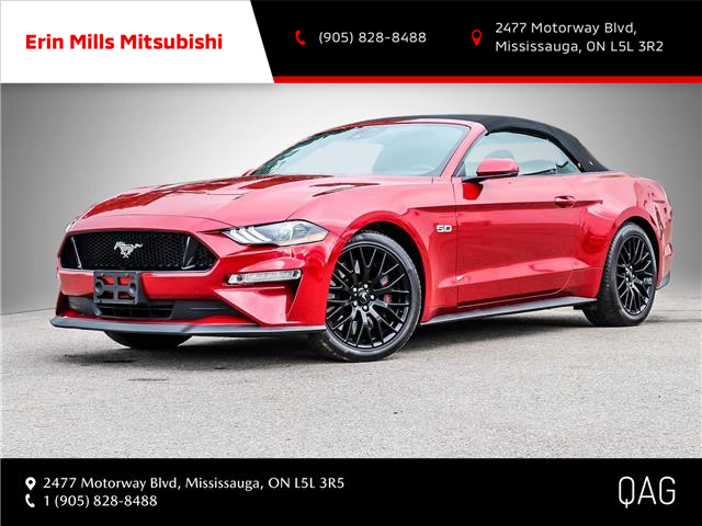 2021 Ford Mustang GT Premium (Stk: 22T6849A) in Mississauga - Image 1 of 30