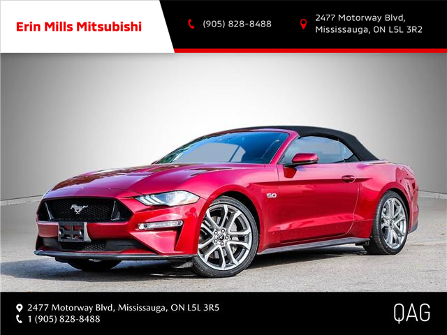 2019 Ford Mustang GT Premium (Stk: P2594) in Mississauga - Image 1 of 30
