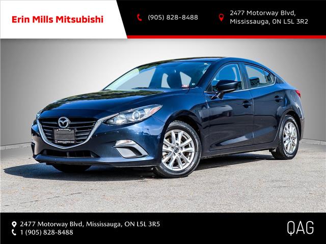 2015 Mazda Mazda3 GS (Stk: 22T3350B) in Mississauga - Image 1 of 29
