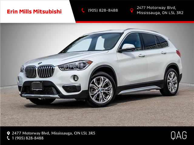 2018 BMW X1 xDrive28i (Stk: P2607) in Mississauga - Image 1 of 30