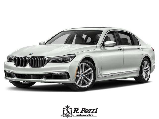 2018 BMW 750 Li xDrive (Stk: 25820) in Woodbridge - Image 1 of 9