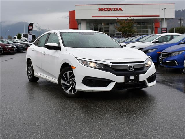 2018 Honda Civic SE (Stk: P2476) in Chilliwack - Image 1 of 29