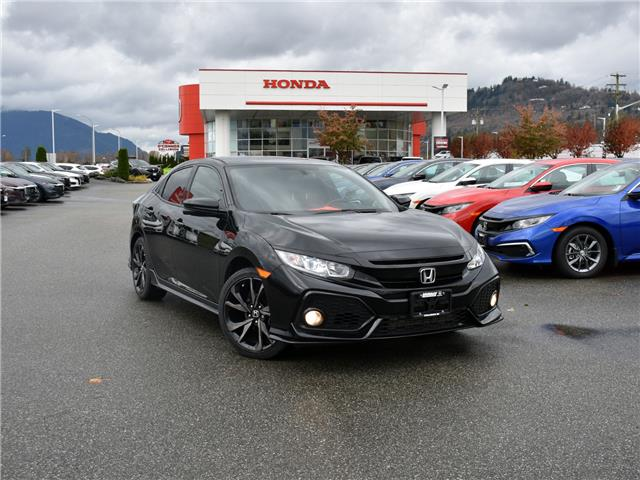 2018 Honda Civic Sport (Stk: P2413A) in Chilliwack - Image 1 of 30