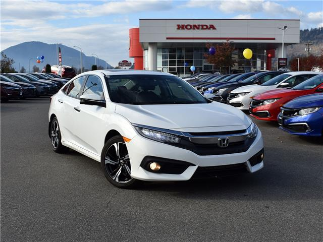 2018 Honda Civic Touring (Stk: P2477) in Chilliwack - Image 1 of 29