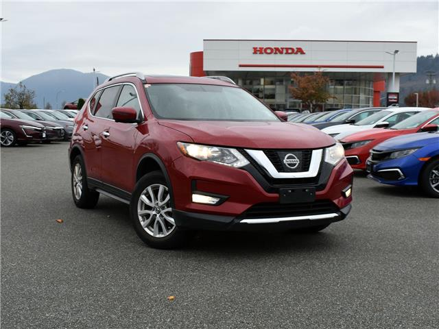 2017 Nissan Rogue SV (Stk: P2483) in Chilliwack - Image 1 of 30