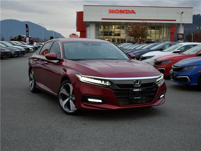 2018 Honda Accord Touring (Stk: B0468A) in Chilliwack - Image 1 of 30