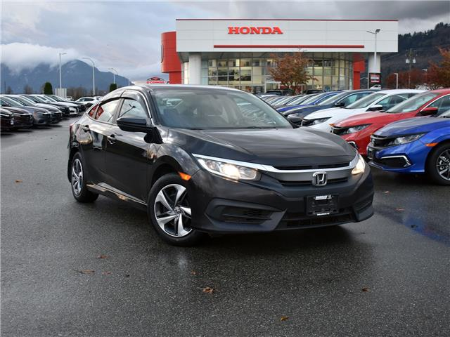 2016 Honda Civic LX (Stk: 20D421A) in Chilliwack - Image 1 of 29
