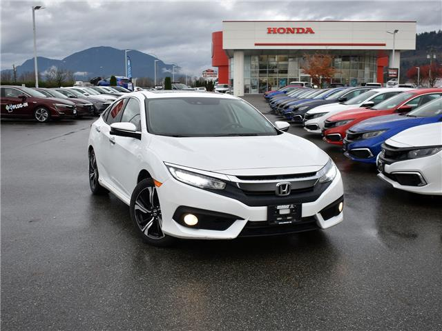 2017 Honda Civic Touring (Stk: 20D424A) in Chilliwack - Image 1 of 30