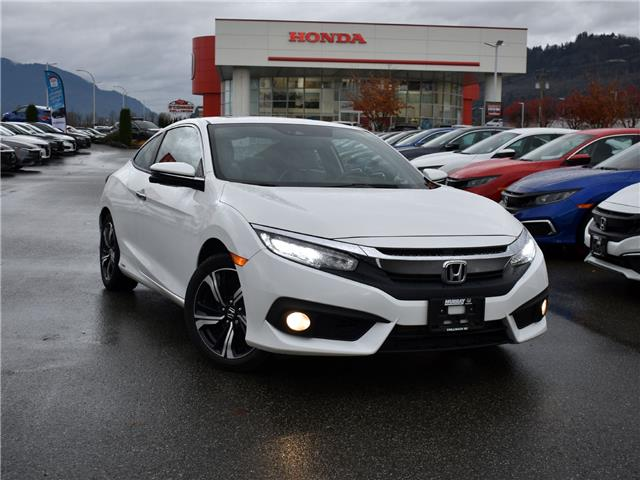 2017 Honda Civic Touring (Stk: P2490) in Chilliwack - Image 1 of 30