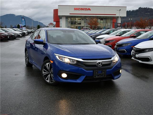 2018 Honda Civic EX-T (Stk: 20H325A) in Chilliwack - Image 1 of 29