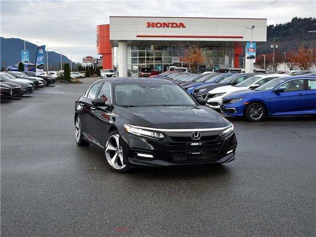 2018 Honda Accord Touring 2.0T (Stk: 20D426A) in Chilliwack - Image 1 of 29