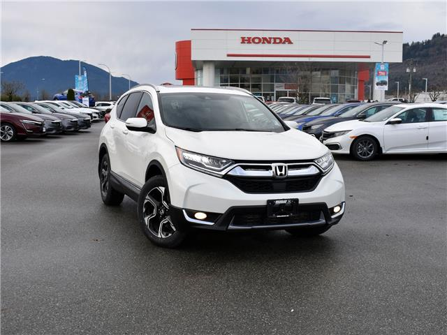 2017 Honda CR-V Touring (Stk: P2494) in Chilliwack - Image 1 of 30