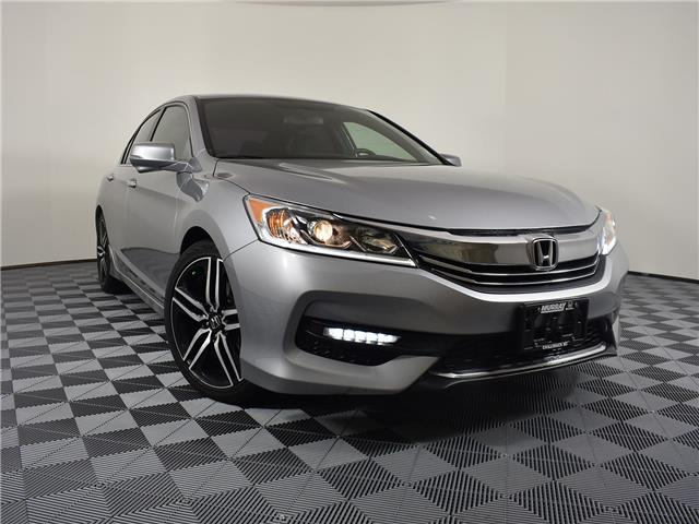 2017 Honda Accord Sport (Stk: 20H326A) in Chilliwack - Image 1 of 29