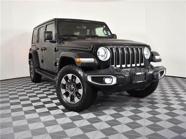 2018 Jeep Wrangler Unlimited Sahara (Stk: P2533) in Chilliwack - Image 1 of 27