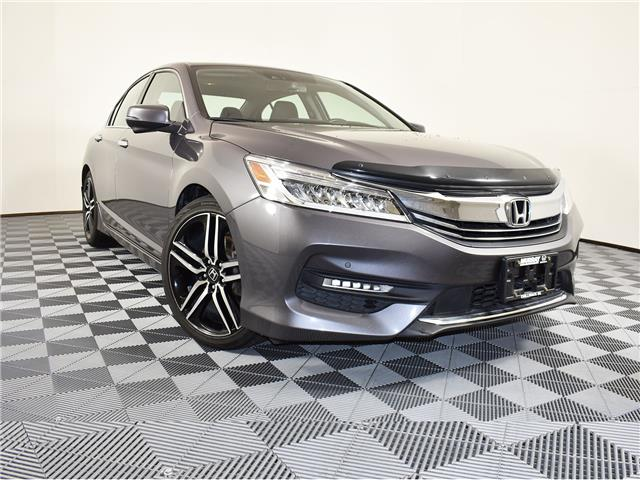 2016 Honda Accord Touring V6 (Stk: 20D458A) in Chilliwack - Image 1 of 28