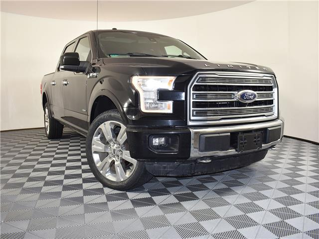 2016 Ford F-150 Limited (Stk: 20D413B) in Chilliwack - Image 1 of 29
