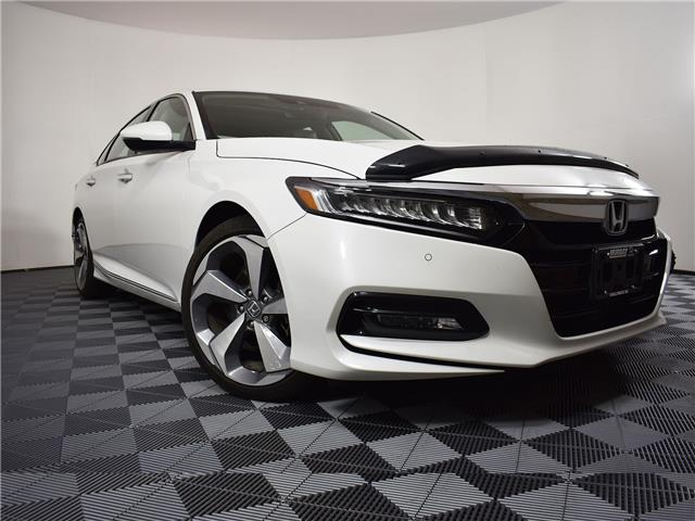 2018 Honda Accord Touring (Stk: 20D450A) in Chilliwack - Image 1 of 28