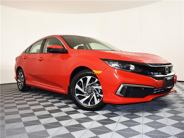 2019 Honda Civic EX (Stk: 21H041A) in Chilliwack - Image 1 of 25