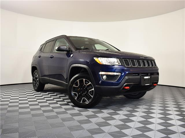2019 Jeep Compass Trailhawk (Stk: P2524A) in Chilliwack - Image 1 of 28