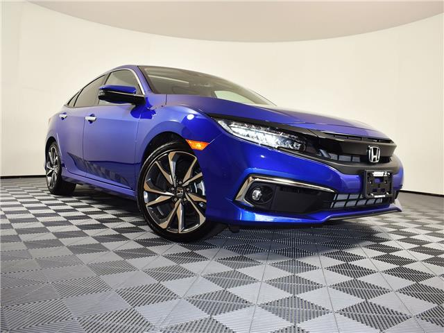 2020 Honda Civic Touring (Stk: 21D112A) in Chilliwack - Image 1 of 28