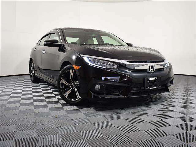 2018 Honda Civic Touring (Stk: 21H046A) in Chilliwack - Image 1 of 28